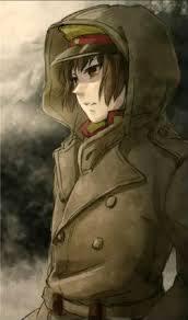 Japan/Kiku Honda(Hetalia) I like his voice, especially when singing. It makes me melt and feel relaxed.