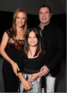 John and Kelly with their daughter :)
