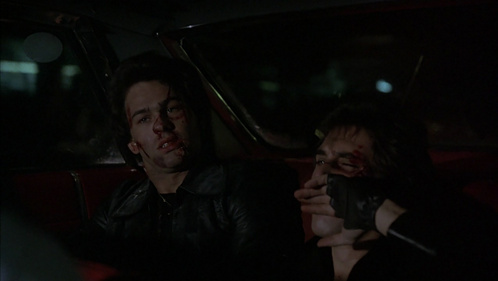My poor Joey and Paul in blood...