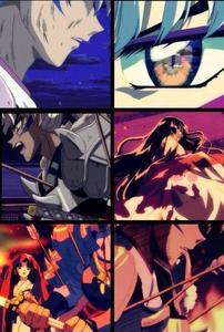 Inutaisho death from Inuyasha movie 3