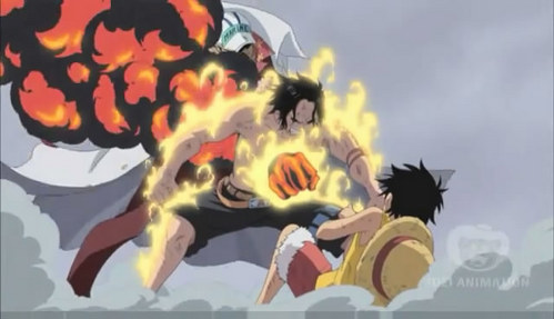 Ace's Death (One Piece)