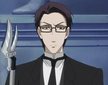 William T Spears from Black Butler