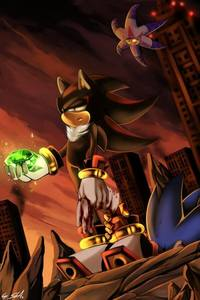 Shadow is the one who save the world in SA2 most Sonic Фаны don't understand about shadow that much 1. Shadow always stay cool no matter what 2. Always stay calm and the way he looks is awesome and a decent character 3. his chaos powers/abilities are much еще awesome and much еще greater than Sonic's That's what i like about shadow don't give me wrong I like sonic too I don't hate on him it's just I wanna to proved to the sonic Фаны that shadow is that awesome who save mankind not only once but twice all by himself the ultimate life form shadow the hedgehog.