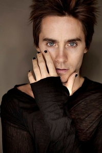 Jared with nail polish<3