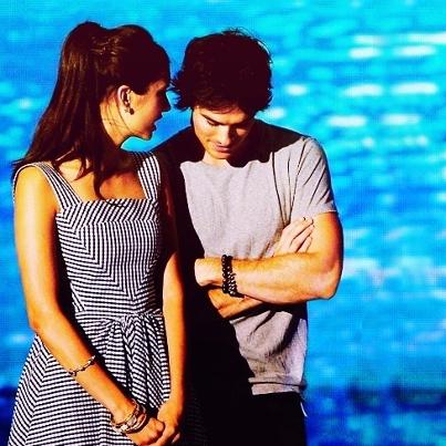 Ian and Nina♥