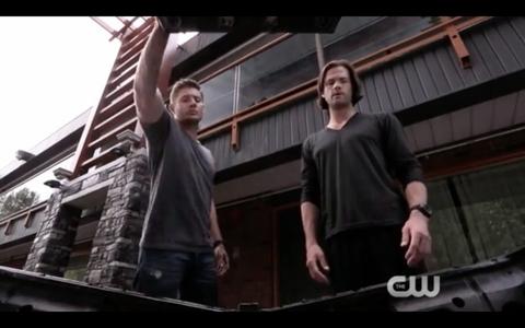 j2 (Jensen Ackles and Jared Padalecki) in Supernatural
