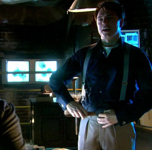 Captain Jack Harkness.