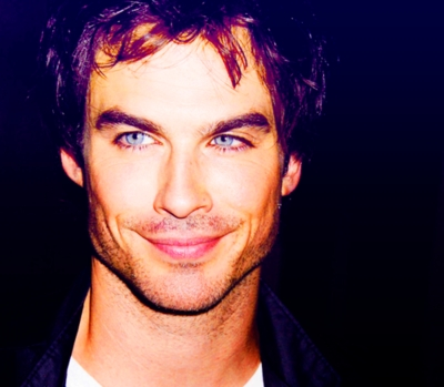 Ian with his charming eyes♥