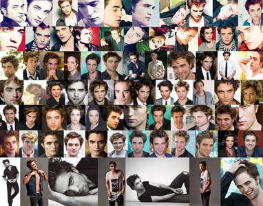 a whole lot of Pattinson hottness<3