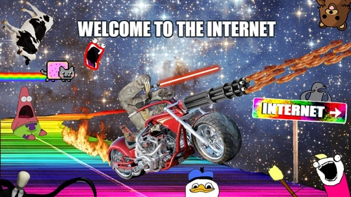 Welcome everyone to the wonderful world of the internet!~ Hope 당신 enjoy your stay! =3
