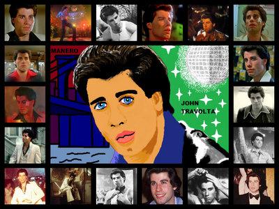 Travolta collage :)