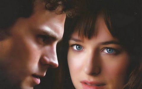 Jamie and Dakota's beautiful faces<3