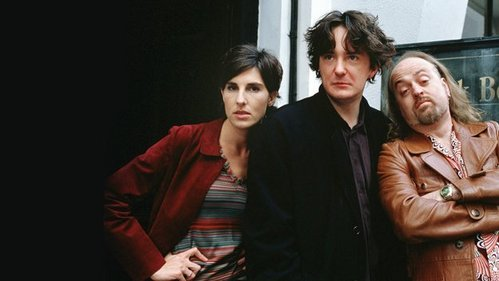 Bernard, Fran, and Manny from Black Books. It's a British comedy from like 2002. I hardly see people talk about it and underrated in general. It's hilarious as heck, and these three are the best.