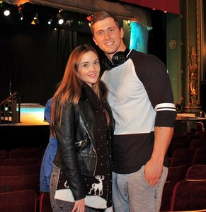 Jacqueline Jossa who is expecting a child with Dan Osborne.