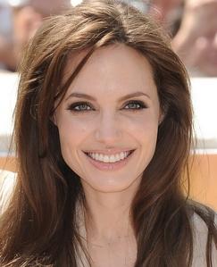 Angelina's beautiful smile:)