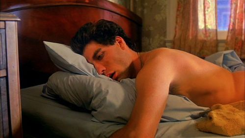 John lying in his letto :)