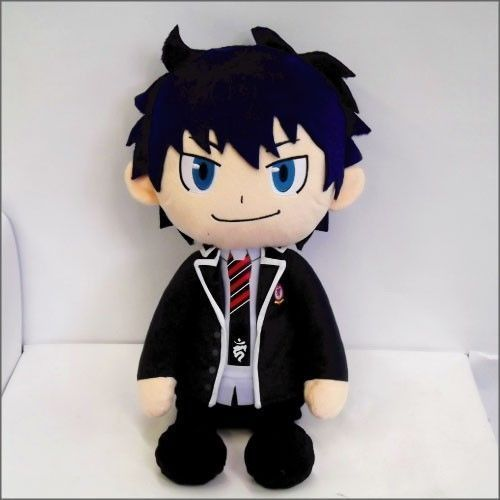 will for me im a huge fairy tail and blue exorcist fan sooo im trying 2 get all the all the stuff from those 2 shows but I do want a rin okumura plush but I would da anything Anime that I Amore