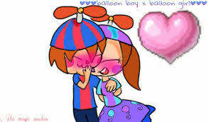 I would choose to own balloon boy and balloon girl as pets because they are so adorable