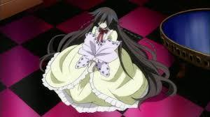 My favorito animê girl is Alice Baskerville from Pandora Hearts.