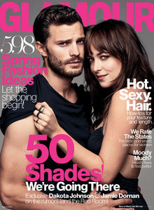 Jamie and Dakota from their Glamour magazine photoshoot<3