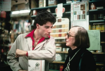 John working at a Hardware store with his mother, Helen :)