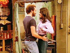 Jackie Burkhart and Steven Hyde from That 70's show