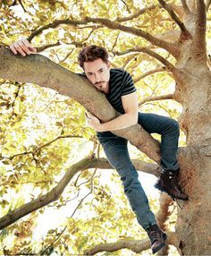 RDJ with trees<3
