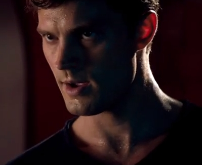 Jamie with his mouth open<3