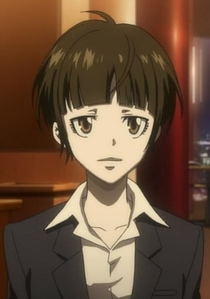 I normally hate protagonists I find they really annoying but I like Akane from Psycho Pass