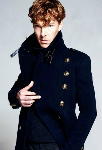 Benedict Cumberbatch usually has a great outfit<3