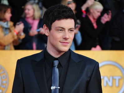 the late Cory Monteith<3
