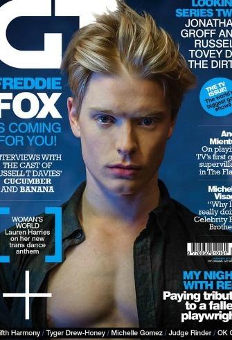 Freddie Fox!<3