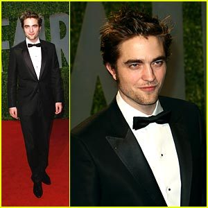 my gorgeous babe in a tux<3