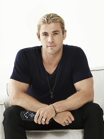 my blonde haired Thor-licious babe<3