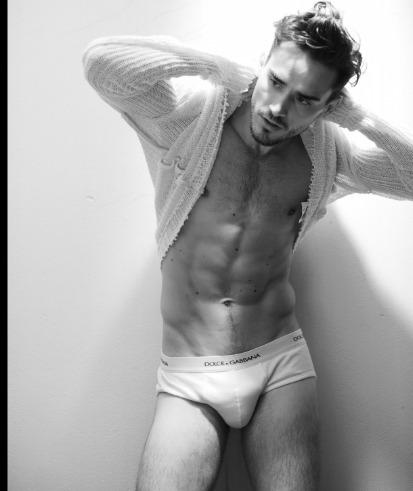 Arthur Kulkov *think hes an actor aswell as model*