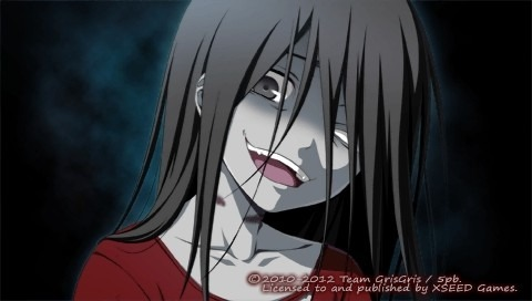 corpse party but it has a lot of blood , gore , and horror 