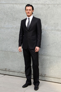 Luke looking luscious in a suit<3