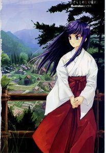 Rika Furude <3