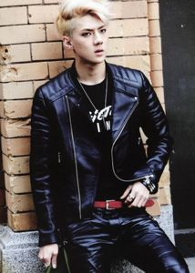 Oh Se Hun is the reason why I love EXO right now, plus their songs, of course! :D