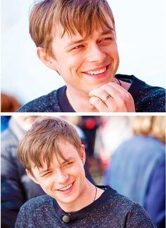 Dane's cute,adorable smile<3