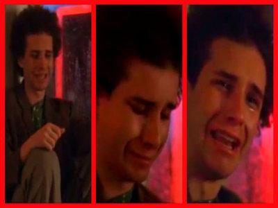 Barry in tears :(