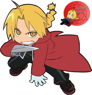 Edward Elric (I can't believe no one পোষ্ট হয়েছে this yet)