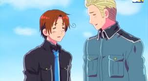 Italy from Hetalia. That 8 centimeter barrier though. XD