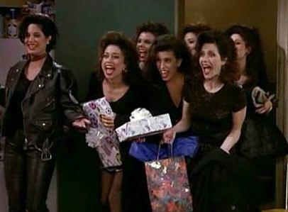 7. Joey has 7 sisters.