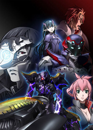 Blassreiter is an amazing Anime and it tugs at your heartstrings! It is rated TV-MA but it's so good!