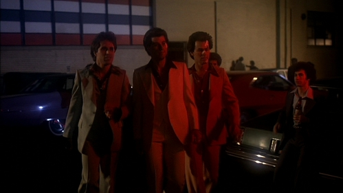 Joey, John and Paul walking to the club :)