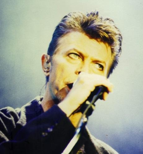 Bowie god