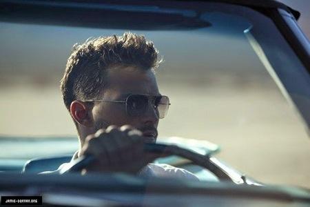 Jamie wearing glasses<3