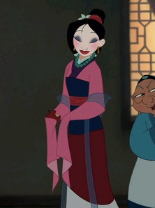 My girl mulan <3