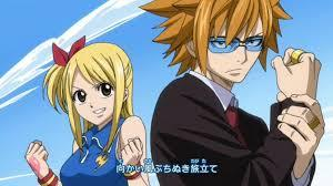 """What's the point of having magical powers if you can't use them yo protect the ones you care about!"" -Lucy to Loke/Leo"